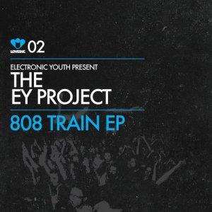 808 Train EP